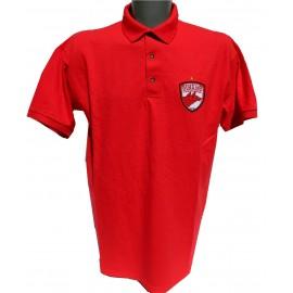 TRICOU POLO ROSU FC DINAMO