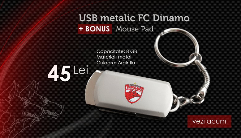 USB Metalic