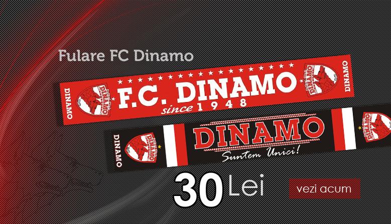 Fular tesut FC Dinamo