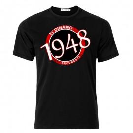 T-SHIRT BLACK 1948
