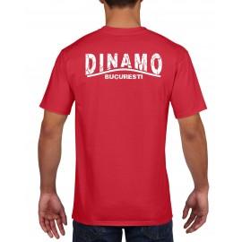T-SHIRT FC DINAMO ROSU