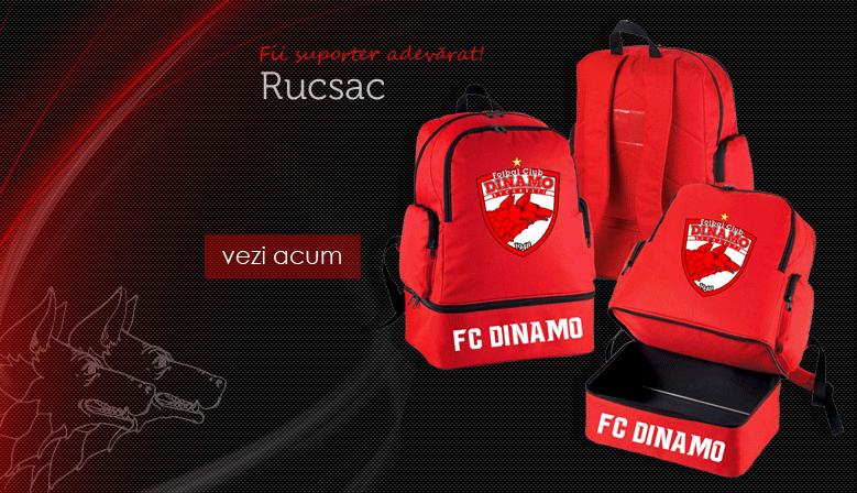 Rucsac FC Dinamo